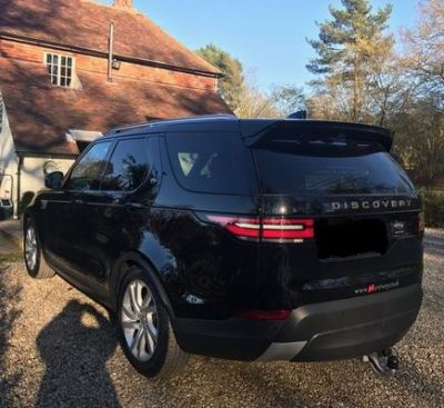 Discovery 5 tow bar fitted...<a href=